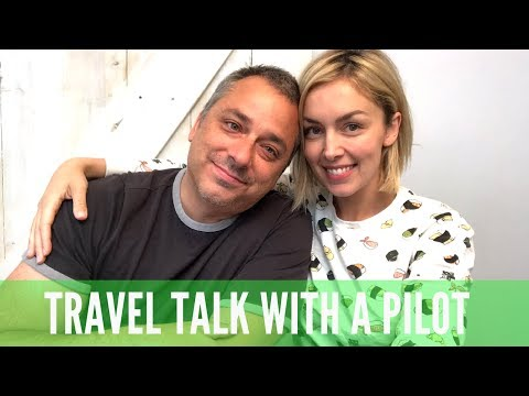 TRAVEL HACKS with an Airline PILOT & Wife l AmandaMuse