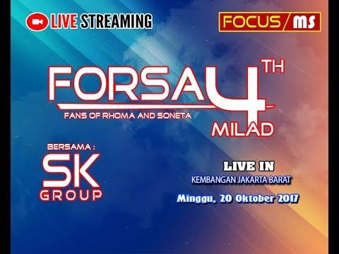 FOCUSMS SK FORSA LIVE @Jakarta Barat