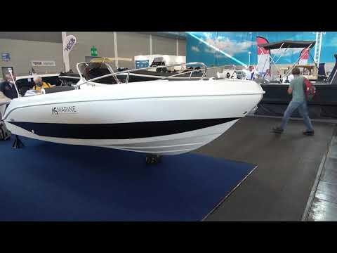 AS MARINE 570 open boat 2021 (26.500€)