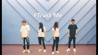 [Channel II] K.A.R.D - Trust Me Dance Cover (Practice Ver.)