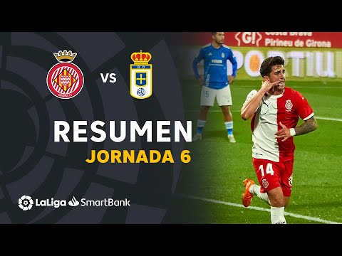 Girona Oviedo Goals And Highlights