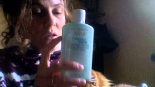 Skincare Routine for removing imperfections;blemishes;bouton;redness