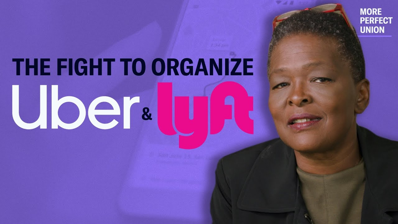 Organizing Uber & Lyft Drivers With The PRO Act