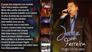 Jorge Ferreira - Pedaços de mim (Full album)