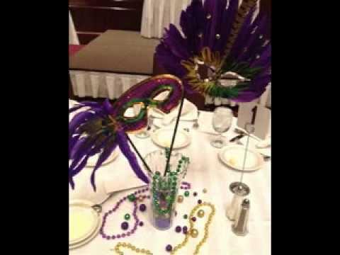 Easy Diy Mardi Gras Decorations Projects Ideas