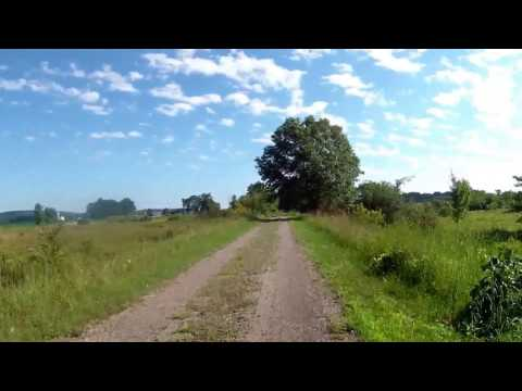 Omaha Trail (Northbound) Elroy to Camp Douglas, WI - Part 2