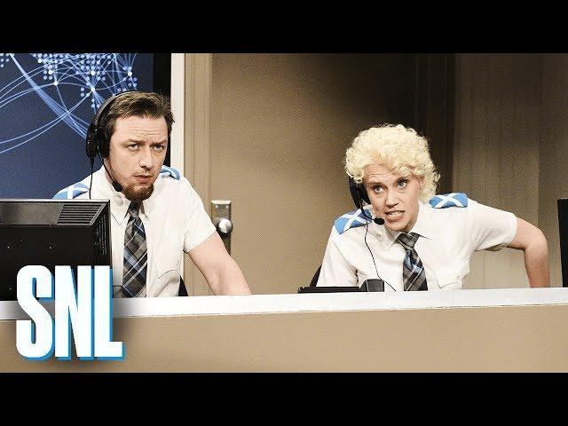 James McAvoy 'SNL' Recap: Steve Martin's Roger Stone Instant Classic |  toofab.com