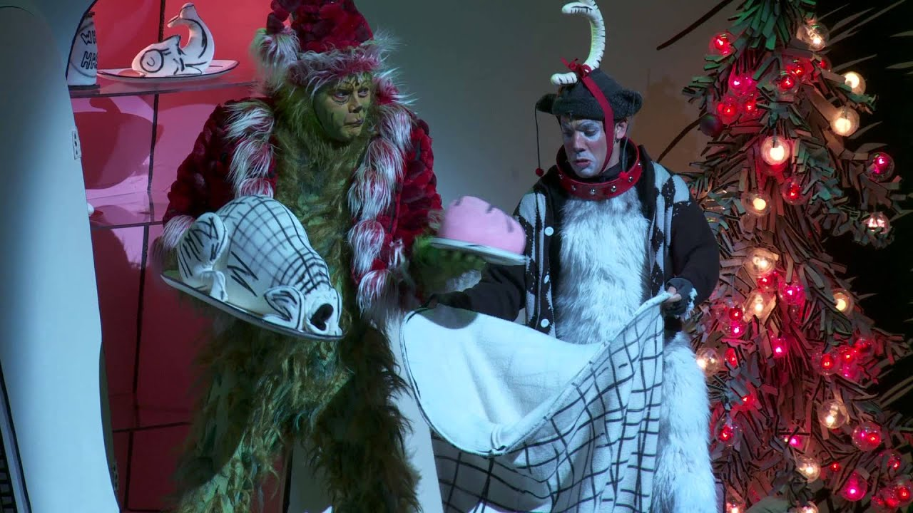 youre a mean one mr grinch dr seuss how the grinch stole christmas 2014 youtube - How The Grinch Stole Christmas 2014