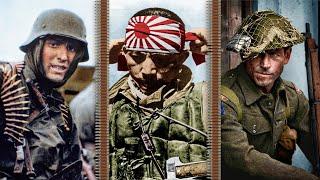 5 Cartas de Despedida de Soldados de la Segunda Guerra Mundial (Alemania, EEUU, Japón e Inglaterra)