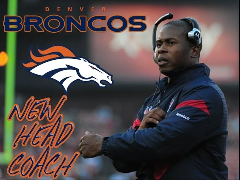 Denver Broncos Hire Ex-Dolphins D-Coordinator Vance Joseph As Their New Head Coach