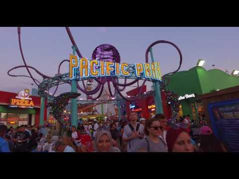 Santa Monica Pier Pacific Park
