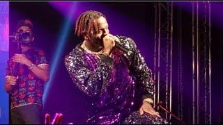 Diamond Platnumz Alivyoimba Live Wasafi Festival 2018-2019 NAIROBI KENYA