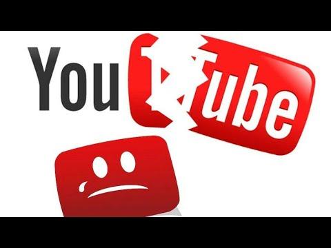 ¡ Asi se cayo youtube !