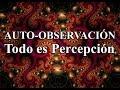 LA AUTO-OBSERVACIÓN - TODO ES PERCEPCIÓN