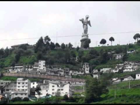 El Panecillo - Curiosidades (Quito, Ecuador)