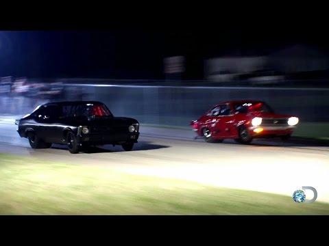 In the Drivers Seat: Murder Nova vs. Boris | Street Outlaws