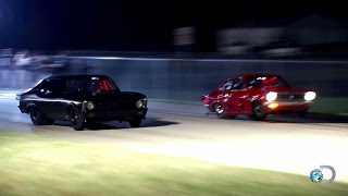 In the Drivers Seat: Murder Nova vs. Boris | Street Outlaws