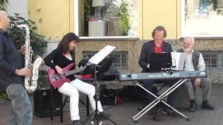 Trio Tonale mit Ossi am musikalischen Samstag in Wasserburg.MTS