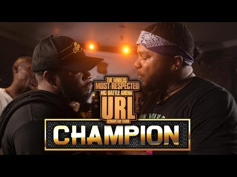 CHAMPION | INITIATION - TECH 9 VS GEECHI GOTTI - FULL RECAP - PART 2 - SMACK/URL