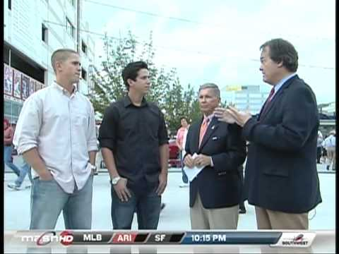 Johnny and Phil ask Tom Milone and Tyler Moore about their seasons in the minor leagues