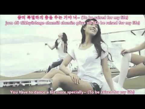 After School - Bang! MV [english subs + romanization + hangul]
