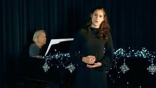 Fortismere Virtual Concert 2020 | Irene Doukas