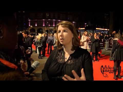 Rosie Alison interviewed at the World Premiere of Testament of Youth fragman