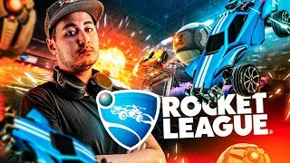 ROCKET LEAGUE 3VS3 EN DIAMANT !