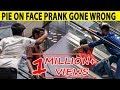 Pie Prank On Escalator In Amanah Mall Lahori Prankstar Omkicau(.mp3 .mp4) Mp3 - Mp4 Download