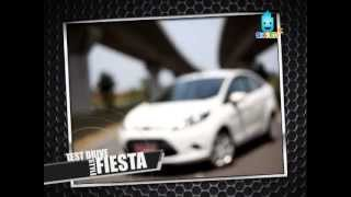 2012 Test drive Ford Fiesta 1.4l MT.4DR. : Episode 1