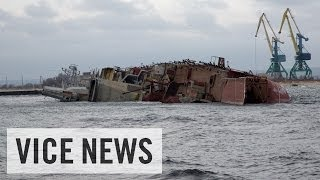 Ship Sinked to Block Port: Russian Roulette in Ukraine (Dispatch 4)