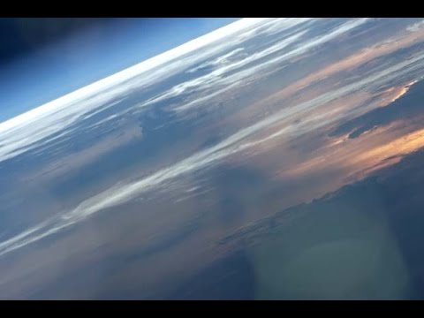 American Who Spent Most Days In Space Shares Earth Photos, Perspective