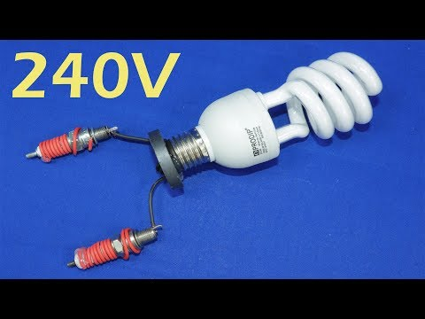 Free Energy Generator 220V 240V Electricity Generator Easy Science Experiment NEW Technology