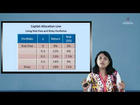 Capital Allocation to Risky Assets