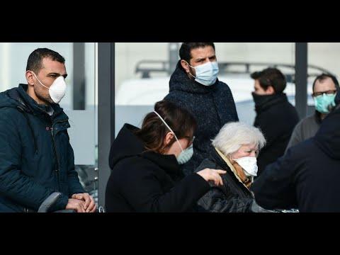Coronavirus: l'Italie enregistre 133 décès en 24 heures, 366 morts au total