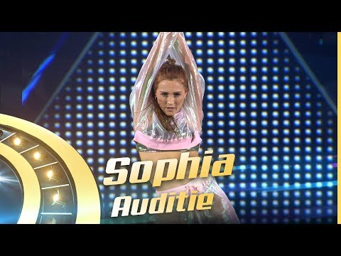 SOPHIA - I heard it through the grapevine  DanceSing  Audities