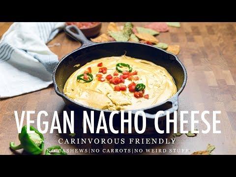 How to Make The BEST Vegan Nacho Cheese