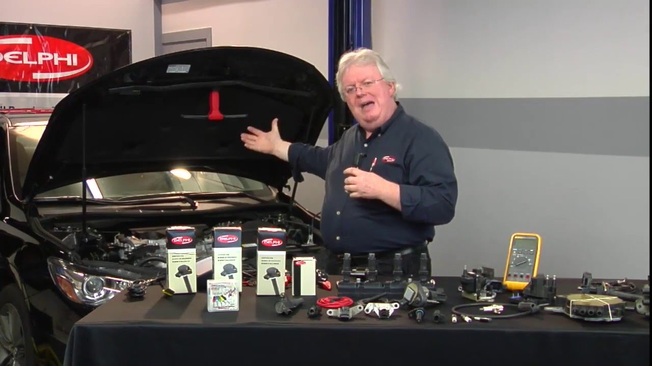 small resolution of two wire simple coil applications ignition coil diagnostics