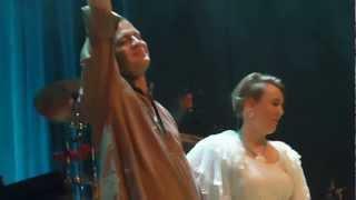 Dagg ( Blossom Girl) - Mando Diao@Konserthuset Göteborg 03/02/2013