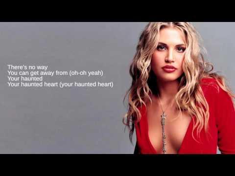 Willa Ford: 10. Haunted Heart (Lyrics)