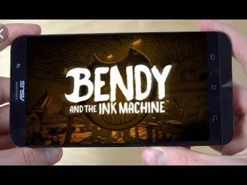 DOWNLOAD BENDY AND THE INK MACHINE ON MOBILE FOR FREE!! | All Chapters Unlocked