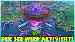 😨 Island Meets Leaky Lake! | Cube Event! | Today it will happen! - Fortnite Battle Royale