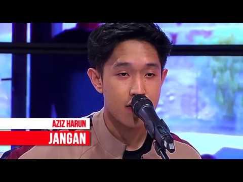Aziz Harun - Jangan (live) | Pop Express