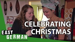How do you celebrate Christmas? | Easy German 67