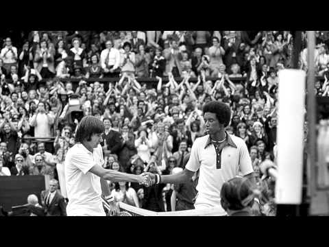 Arthur Ashe: Brief History