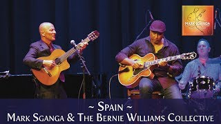 Spain / Mark Sganga & Bernie Williams at 2018 Clayton Jazz Festival!