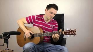 The Beatles - Let It Be - Fingerstyle Guitar / Acoustic Interpretation