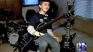 8-Year-Old Guitar Prodigy Stuns Audiences thumbnail