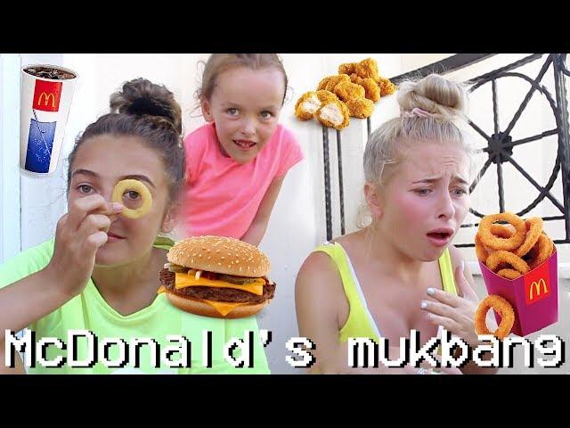 mcdonalds mukbang w/ molly in turkey | amy menzies