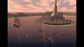 Privateers Bounty Age of Sail 2 PC 2002 Gameplay